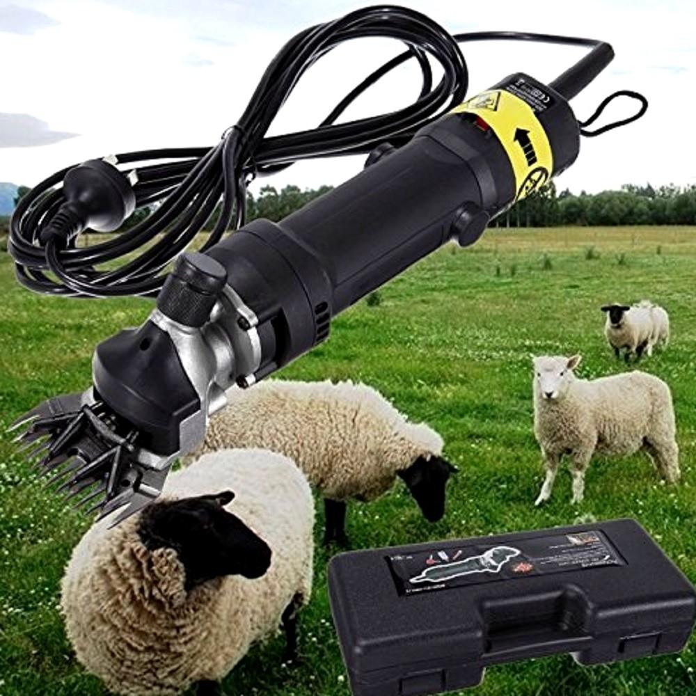 Avių vilnos kirpimo mašinėlė BASS 320W | Kirpimo žirklės